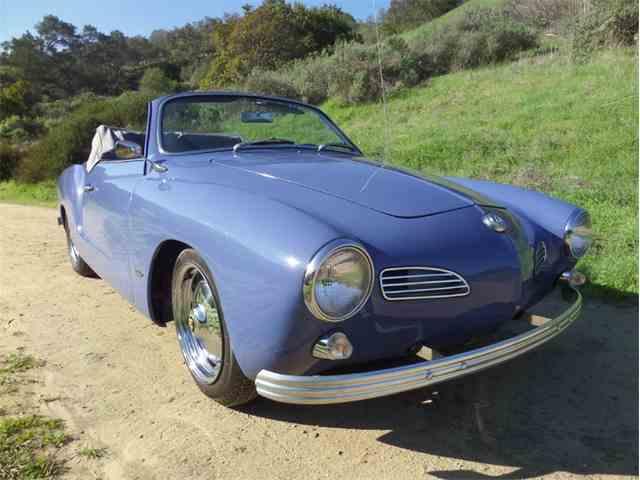 1964 Volkswagen Karmann Ghia | 944079