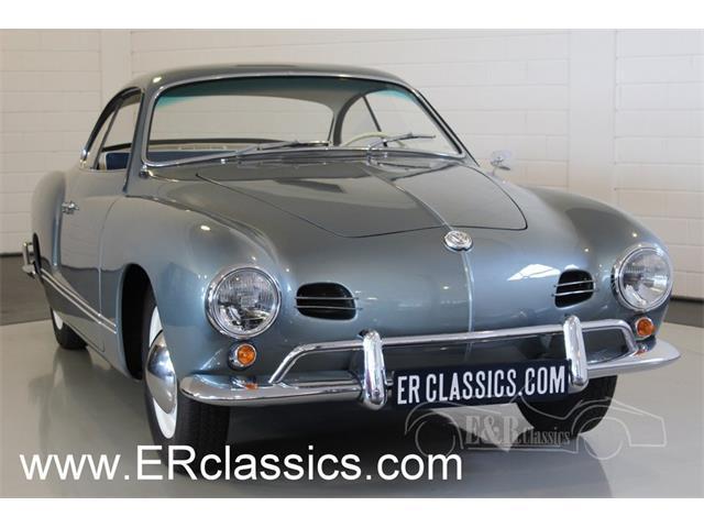 1958 Volkswagen Karmann Ghia | 944086