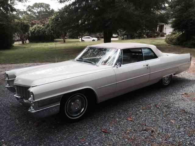 1965 Cadillac DeVille | 944090
