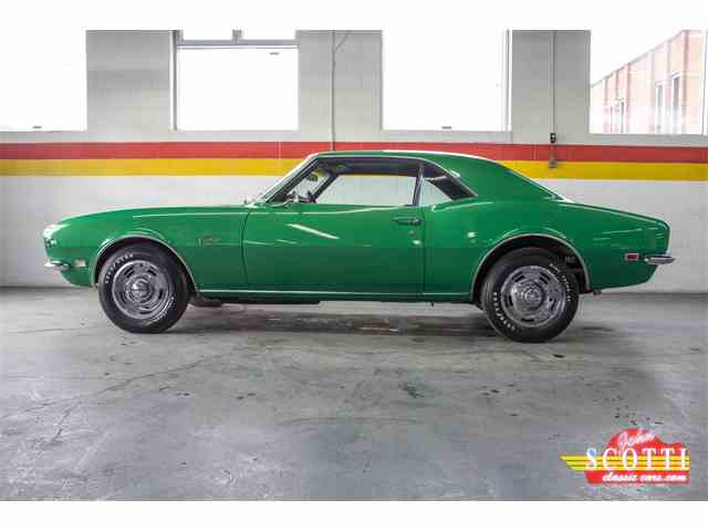 1968 Chevrolet Camaro Z28 for Sale on ClassicCarscom  7 Available