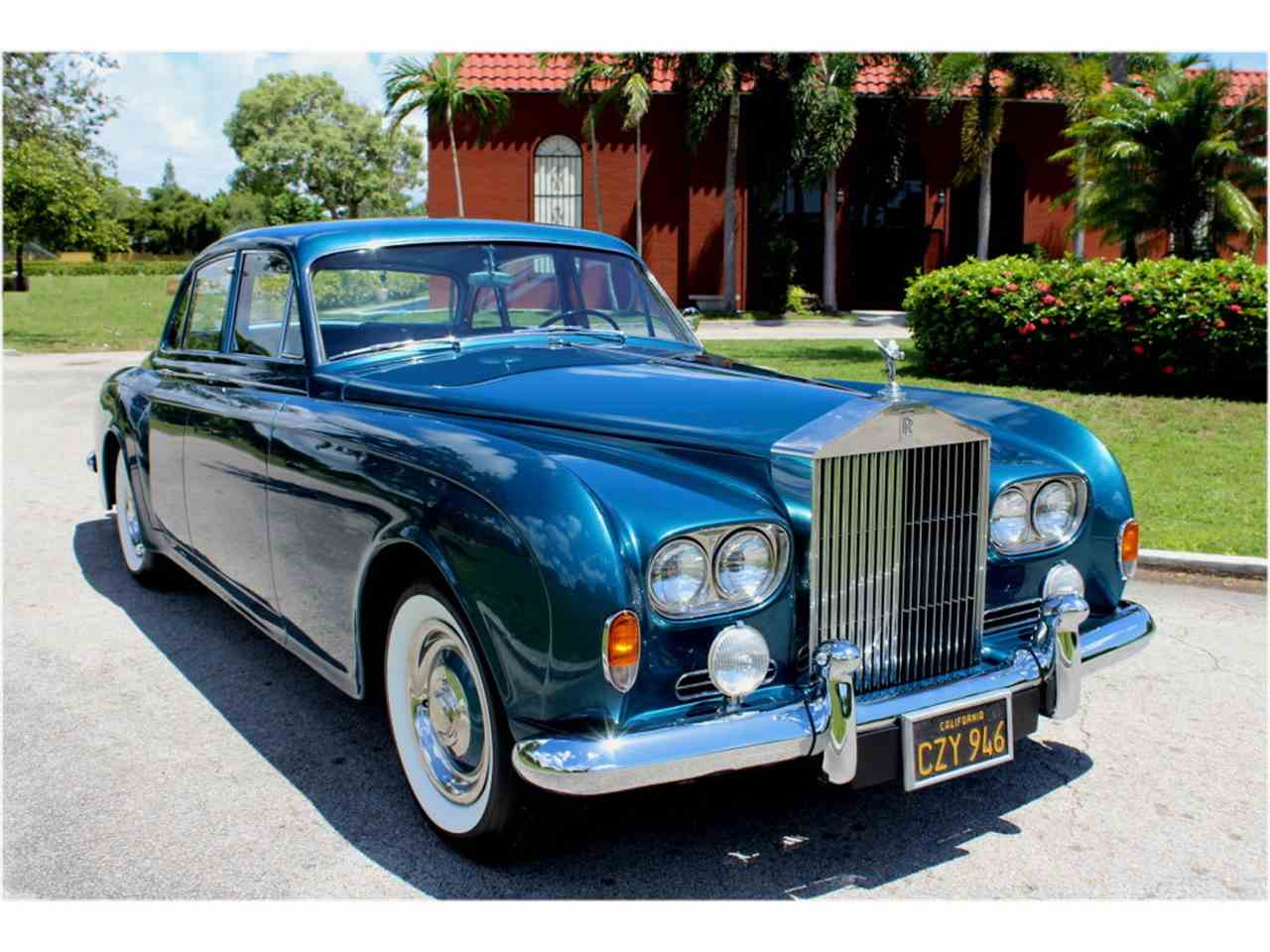 1964 rolls royce silver cloud iii for sale classiccars. Black Bedroom Furniture Sets. Home Design Ideas
