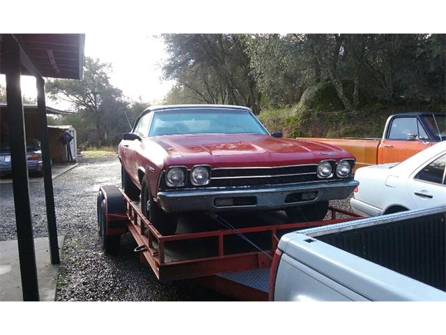 1969 Chevrolet Chevelle | 940410