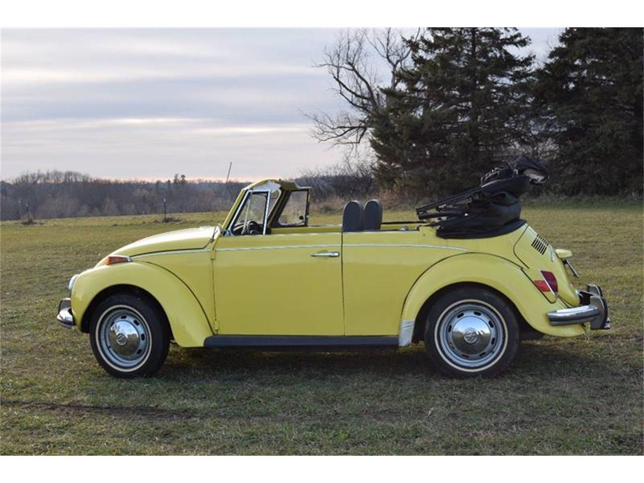 1971 Volkswagen Beetle For Sale Classiccars Com Cc 944102