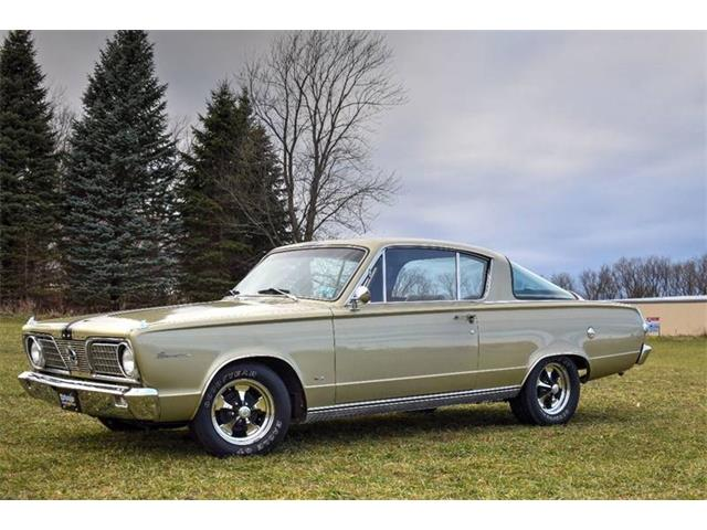 1966 Plymouth Barracuda | 944108