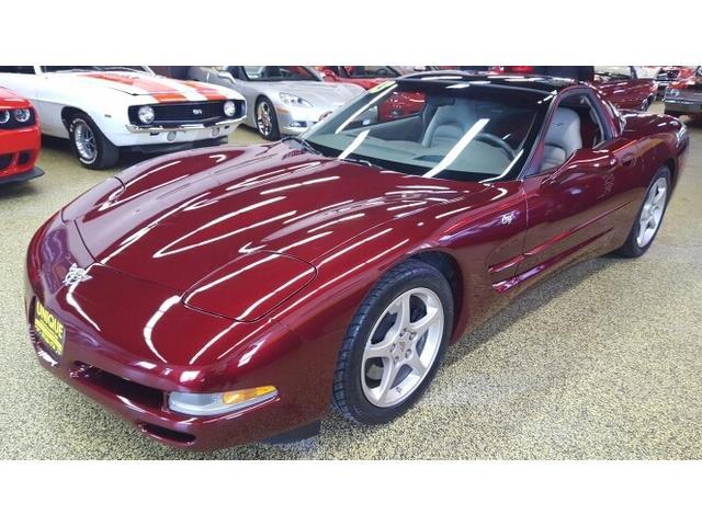 2003 Chevrolet Corvette | 940411