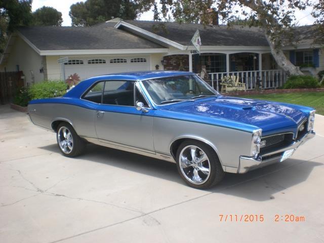1967 Pontiac GTO | 944117