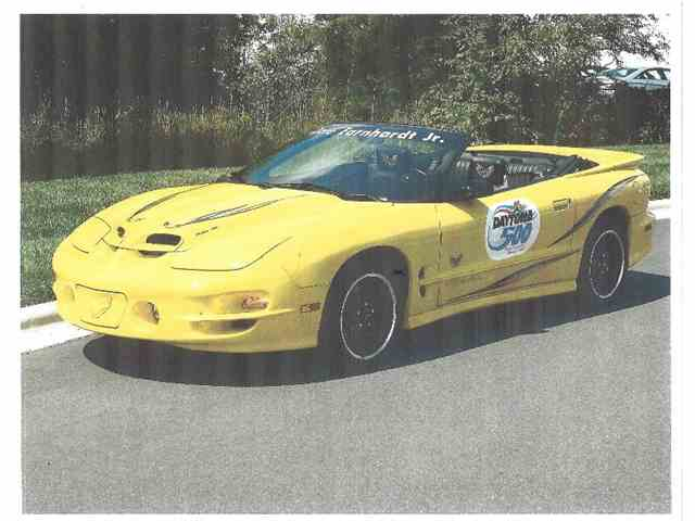 2002 Pontiac FIREBIRD PACE CAR | 944119