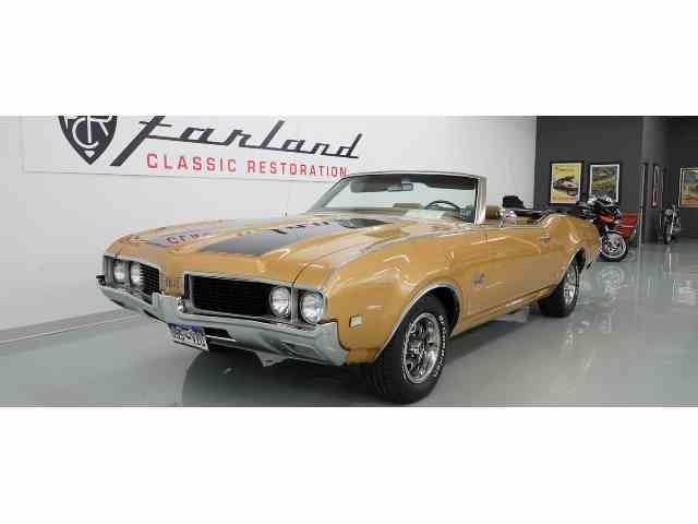 1969 Oldsmobile 442 | 944130