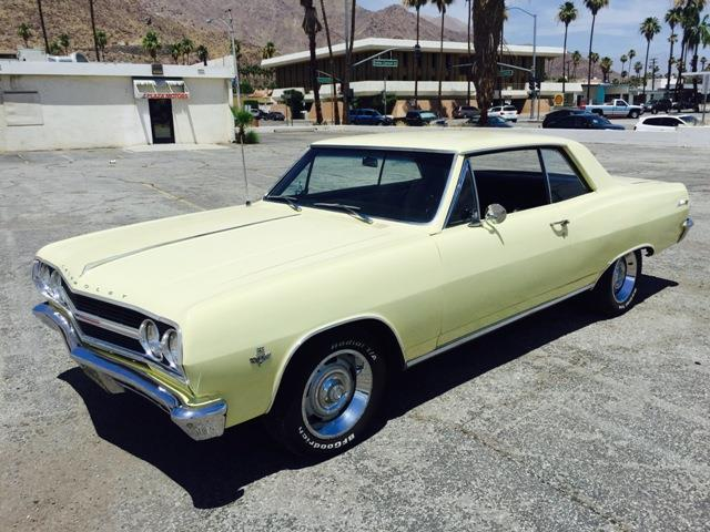 1965 Chevrolet Malibu SS | 944132