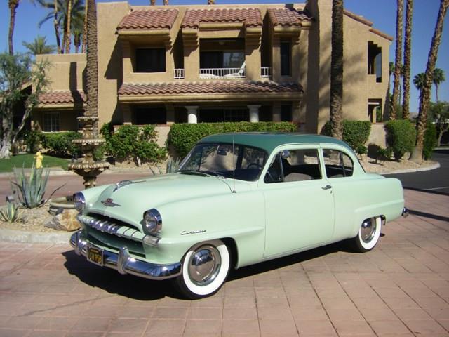 1953 Plymouth Cambridge | 944134