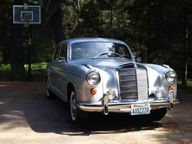 1958 Mercedes-Benz 220 | 944135