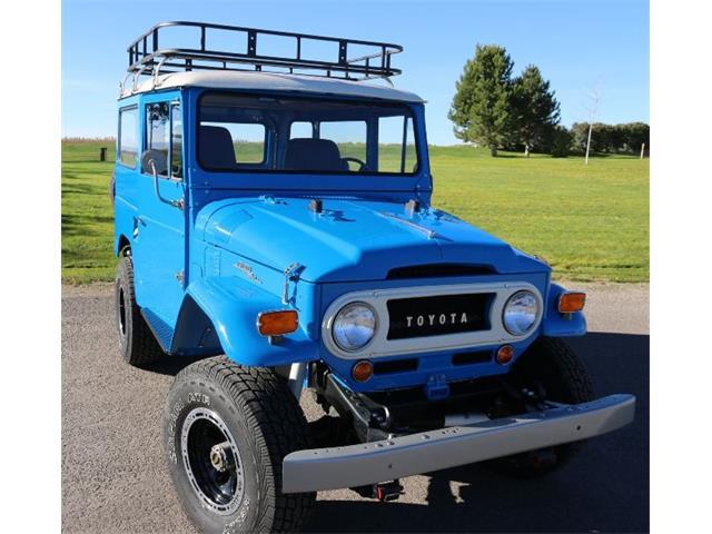 1969 Toyota Land Cruiser FJ | 944139