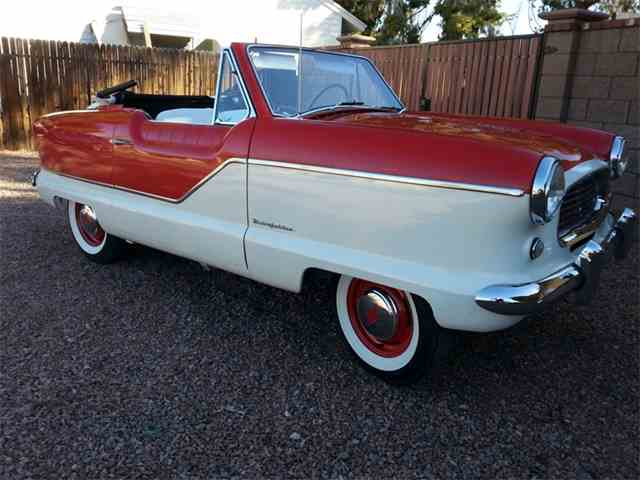 1960 Nash Metropolitan | 944140