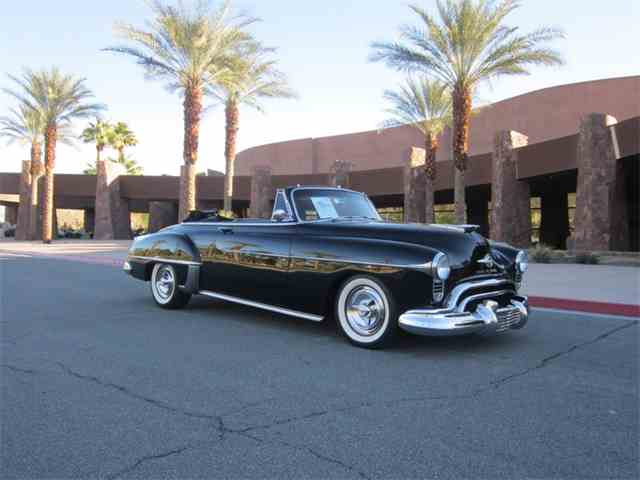 1950 Oldsmobile ROCKET 88 CVTBLE | 944141