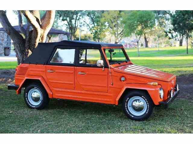 1973 Volkswagen Thing | 944145