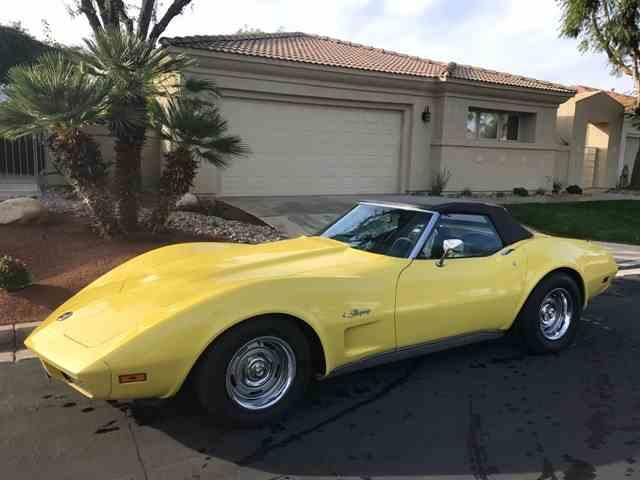 1974 Chevrolet Corvette | 944150