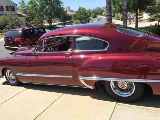 1948 Oldsmobile 98 FASTBACK | 944158