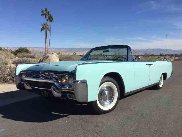 1961 Lincoln Continental | 944162