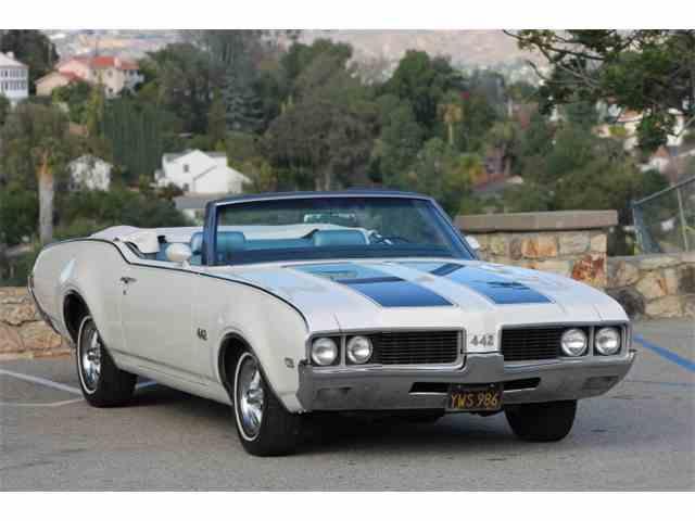1969 Oldsmobile 442 | 944163