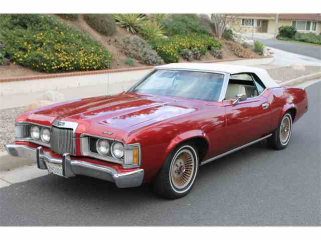 1973 Mercury COUGAR XR7 Q CODE | 944165