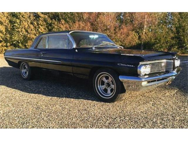 1962 PONTIAC CATALINA HEAVY DUTY | 944173