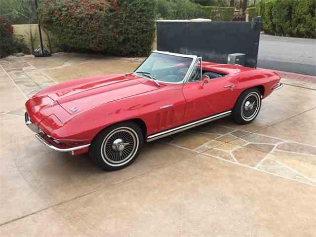 1965 Chevrolet CORVETTE fi RDSTR | 944176
