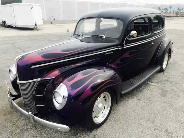 1940 Ford 2DR DELUXE | 944177