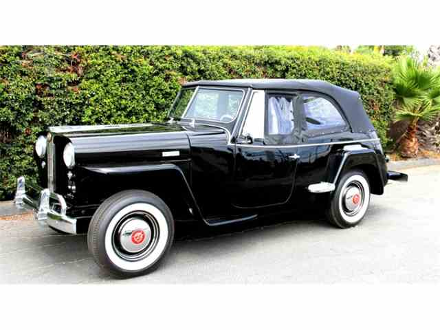 1950 Willys Jeepster | 944178