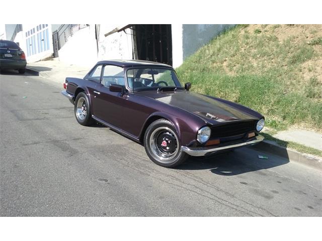 1969 Triumph TR6 | 944181