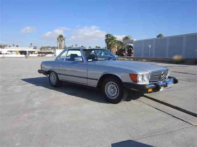 1985 Mercedes-Benz 380SL | 944182