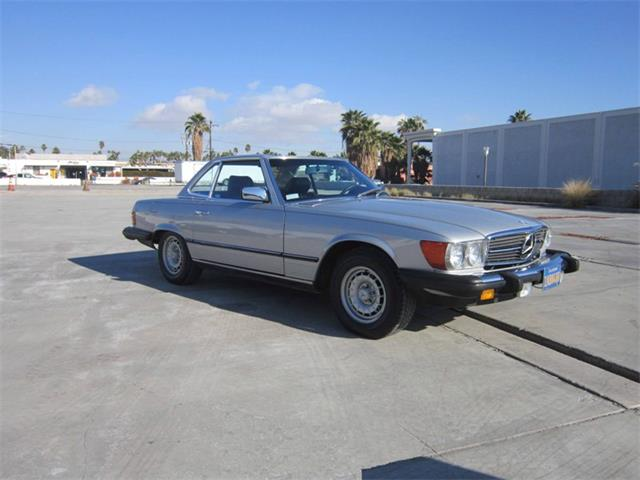 1985 Mercedes-Benz 380SL | 944182