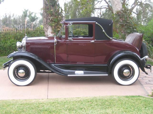 1931 Ford Model A | 944184