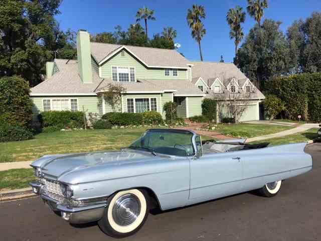 1960 Cadillac Series 62 | 944187