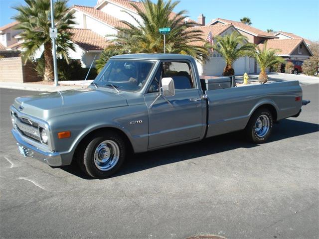 1970 Chevrolet C/K 10 | 944190