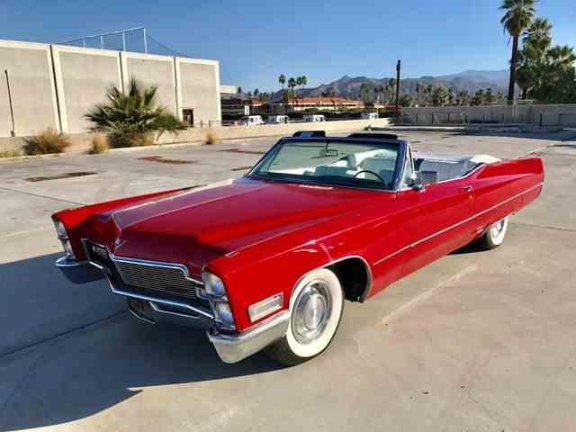 1968 Cadillac DeVille | 944191