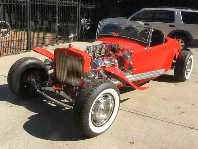 1930 Ford Roadster   944194