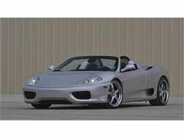 2002 Ferrari 360 | 944198