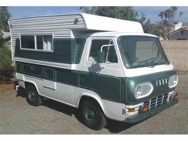 1964 Ford ECONOLINE TRUCK CAMPER | 944199