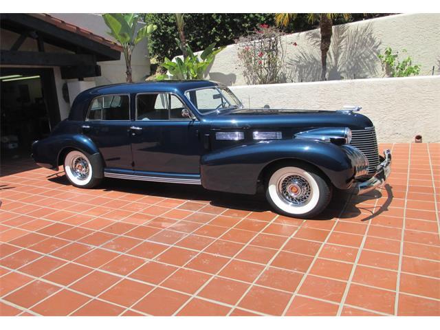 1940 Cadillac Series 60 | 944202
