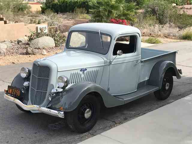 1935 Ford Pickup | 944205