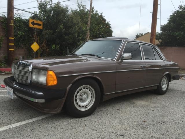 1979 MERCEDES BENZ 280 E | 944206