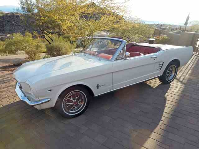 1966 Ford Mustang | 944208