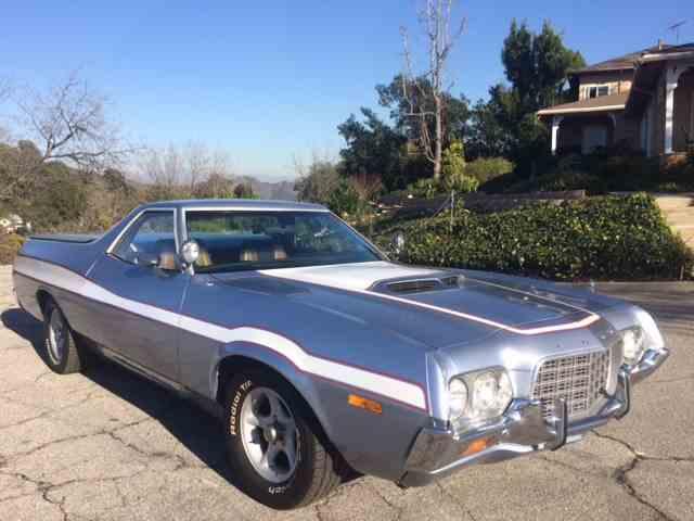 1972 Ford Ranchero | 944209