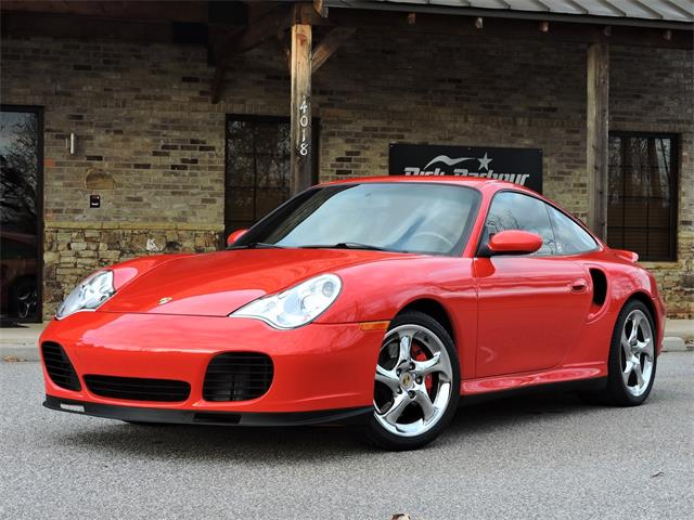 2001 Porsche 911 Carrera Turbo | 940421
