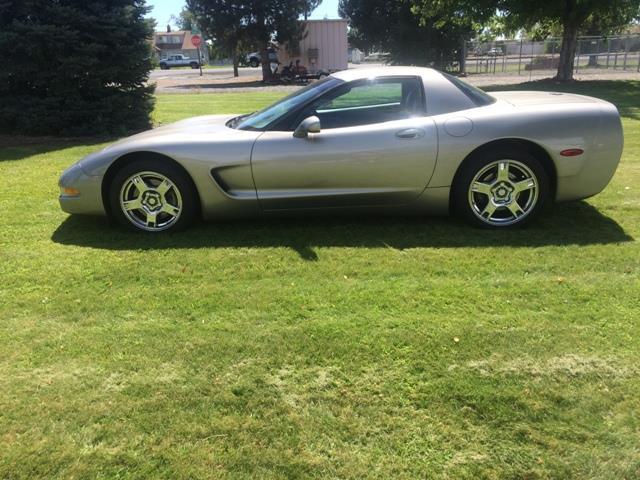 1999 Chevrolet Corvette | 944210