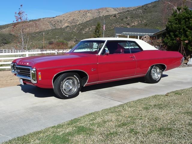 1969 Chevrolet Impala | 944213