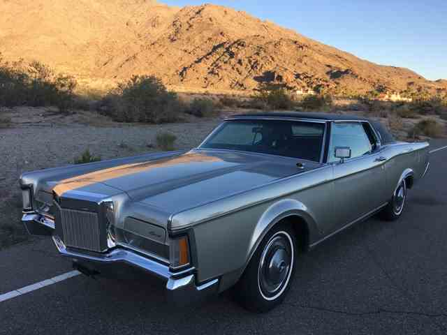 1971 Lincoln Continental Mark III | 944215