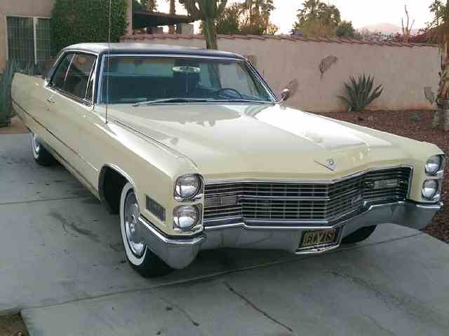 1966 Cadillac Coupe DeVille | 944221