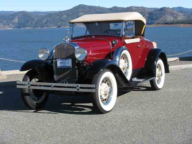 1931 Ford MODEL A DELUXE ROADSTER | 944223