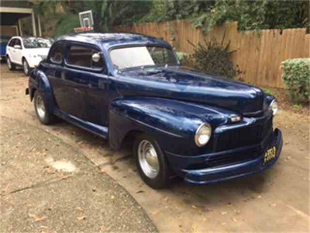 1948 Mercury Hot Rod   944229